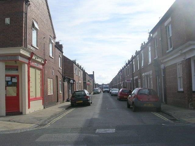 Brunswick Street - Albemarle Road