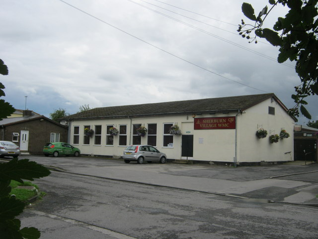 Sherburn Workingmens Club
