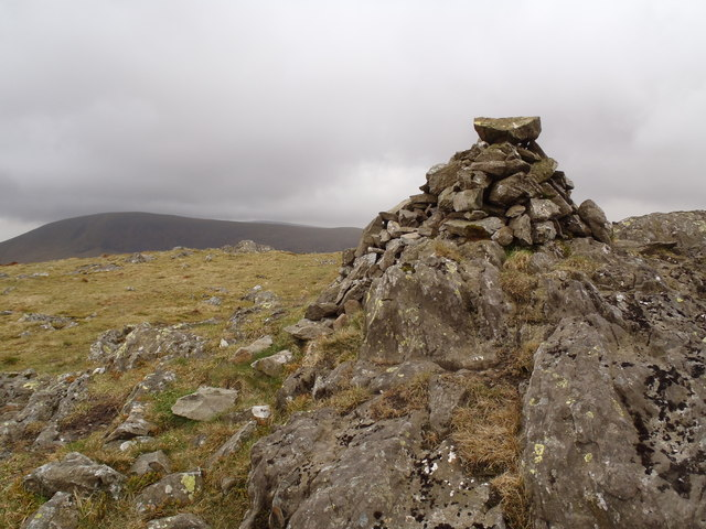 Tarfessock Summit Cairn