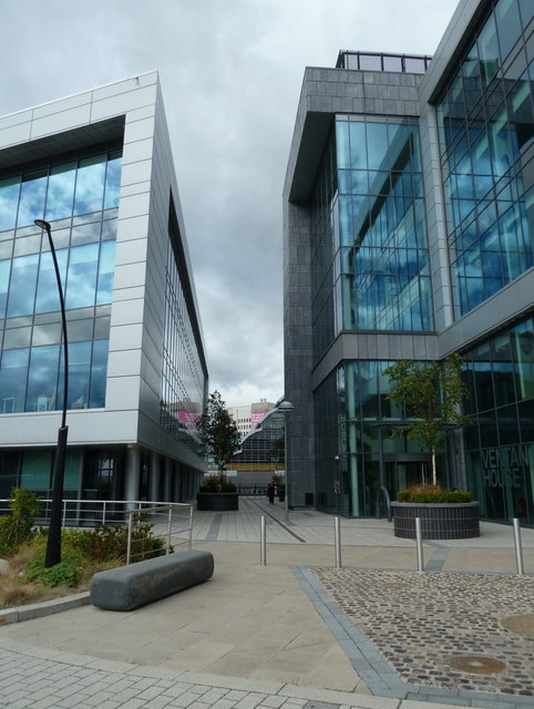 Ventana House, new office space in Sheffield