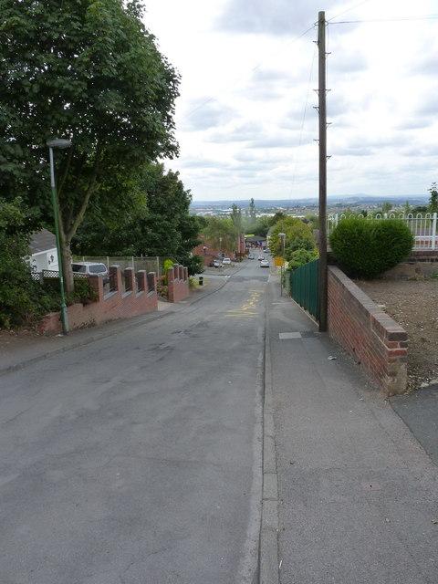 Owen Street, Kates Hill