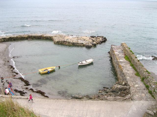 Portwrinkle Harbour