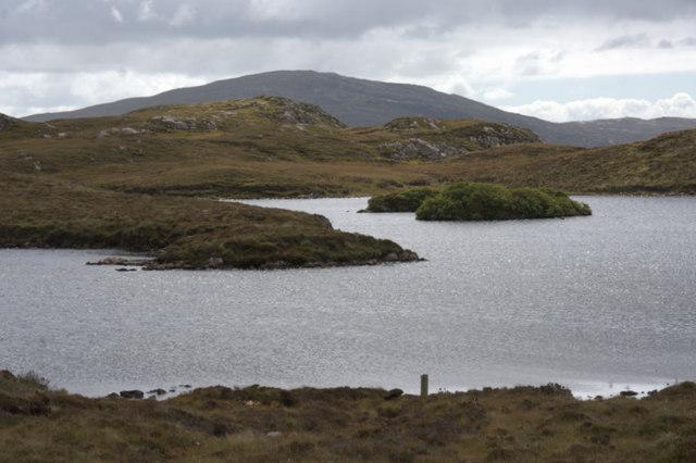 Loch nan Caor