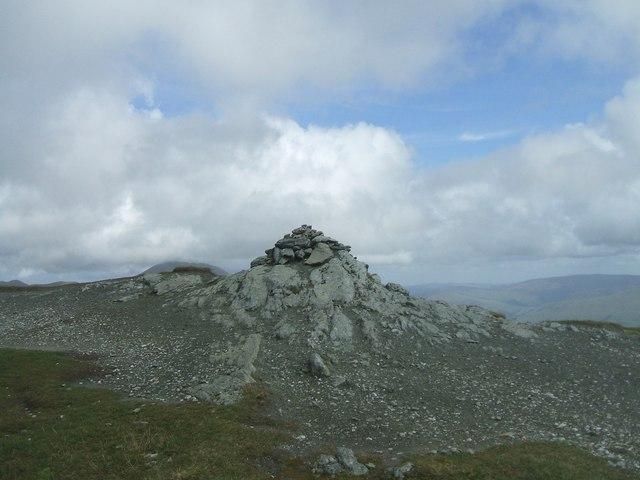 Summit of Meall nan Tarmachan