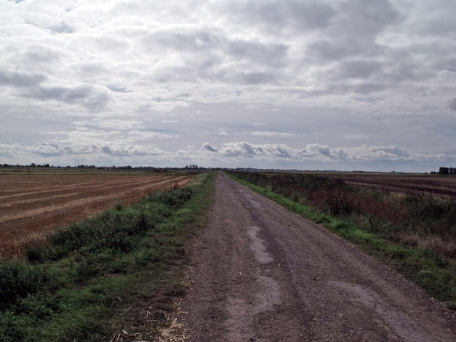 Kirness Drove, near Walcott