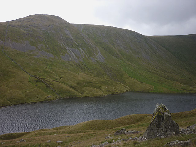 Hayeswater and The Knott