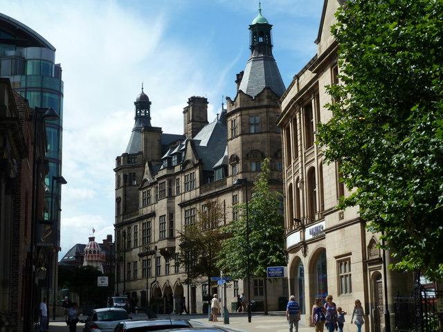 Norfolk Street, Sheffield