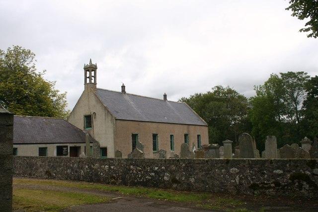 Drumblade Church
