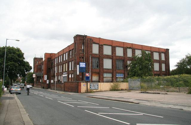 Century Mill, Farnworth