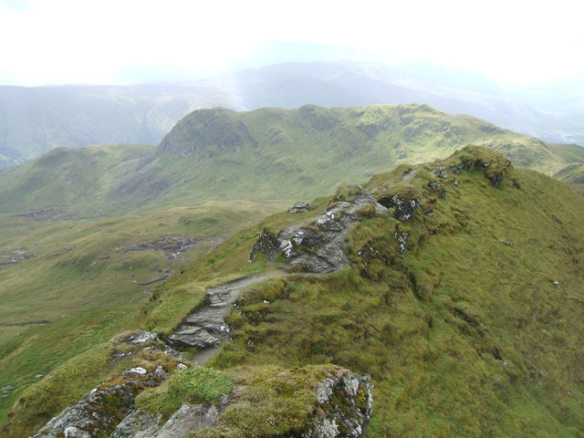 Tarmachan ridge path