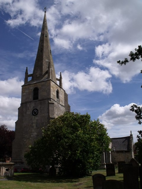 St Michael and All Angels Church, Billinghay