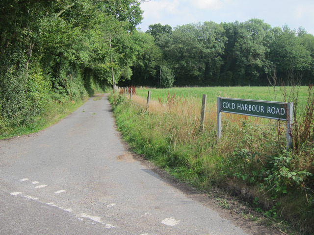 Cold Harbour Road