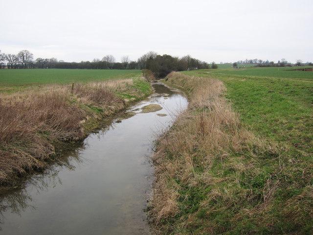 Kirtling Brook