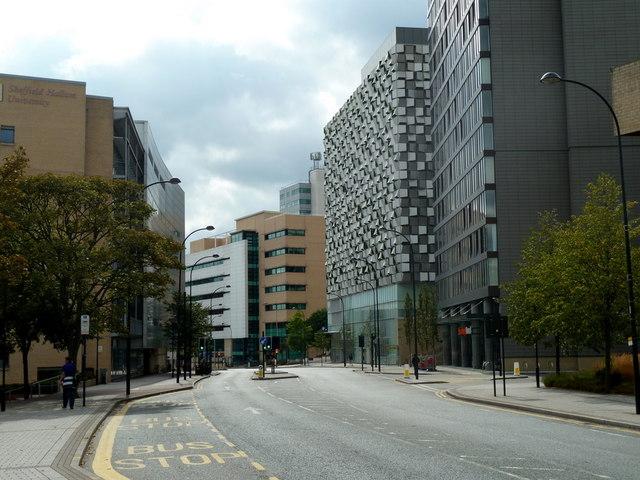 Arundel Gate, Sheffield