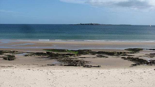 Beach, Greenhill Rocks
