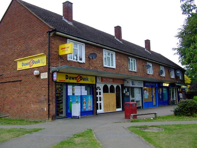 Shops at Elizabeth Road
