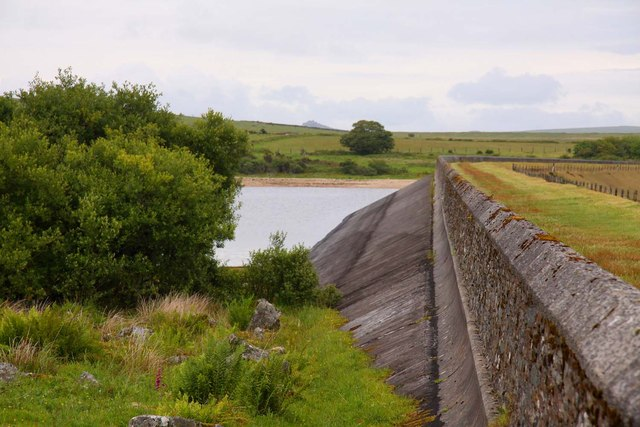 Colliford Dam