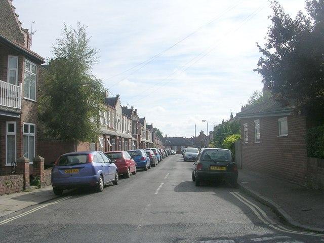 Jamieson Terrace - Albemarle Road