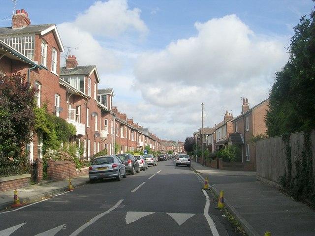 Albemarle Road - Campleshon Road