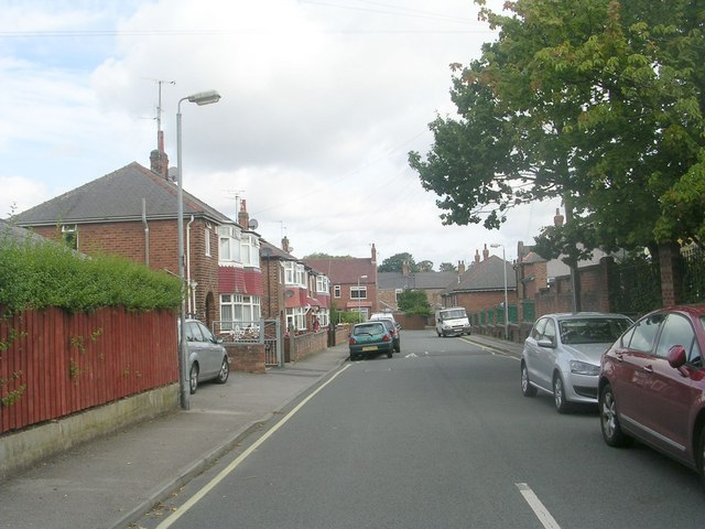 Lorne Street - Campleshon Road
