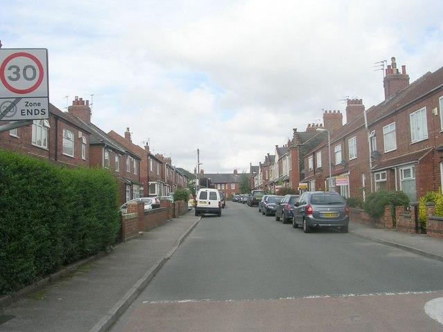 Jamieson Terrace - Lorne Street
