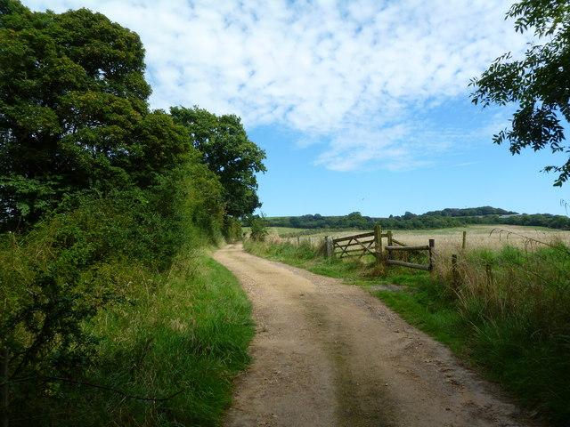 Sturthill, bridleway