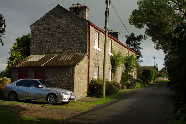 Summer Morning, Braythorne Cottages