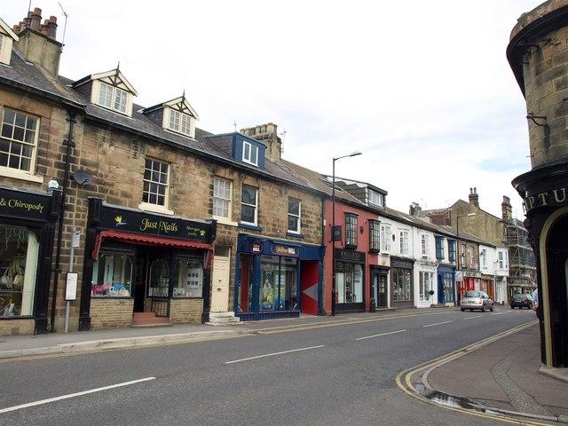 Westmoreland Street, Harrogate