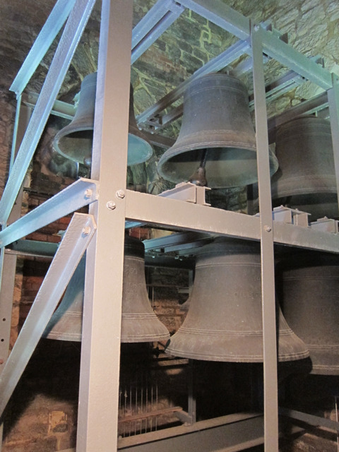 The bells of St Andrews Church