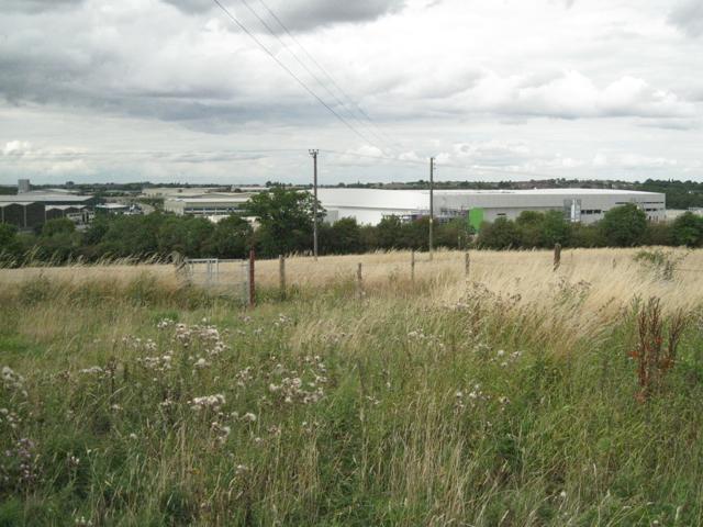 View north from near Baddesley Farm