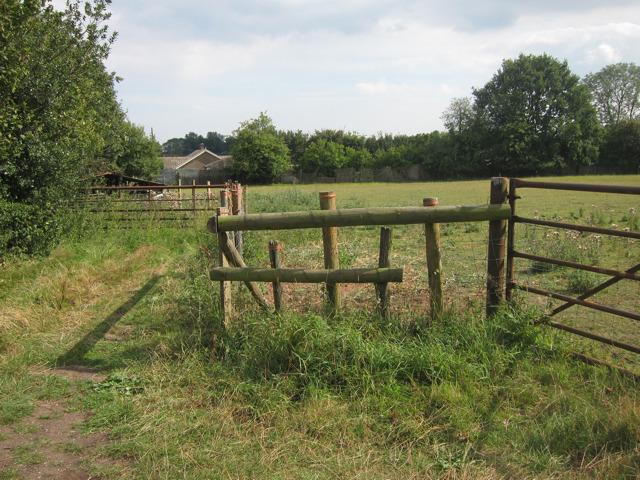 Field off Waterditch Lane