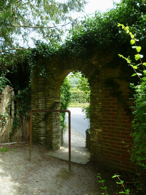 Archway in Poynings