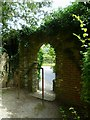 TQ2612 : Archway in Poynings by Shazz