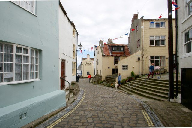 High Street, Staithes