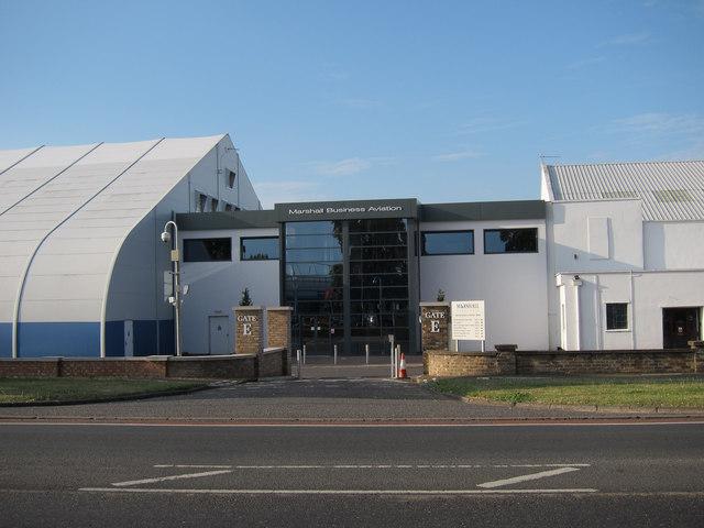 Marshall Business Aviation