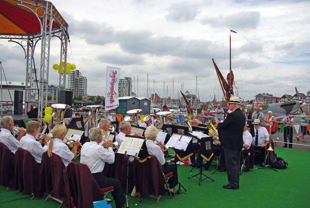 Ipswich Over 50's Brass Band