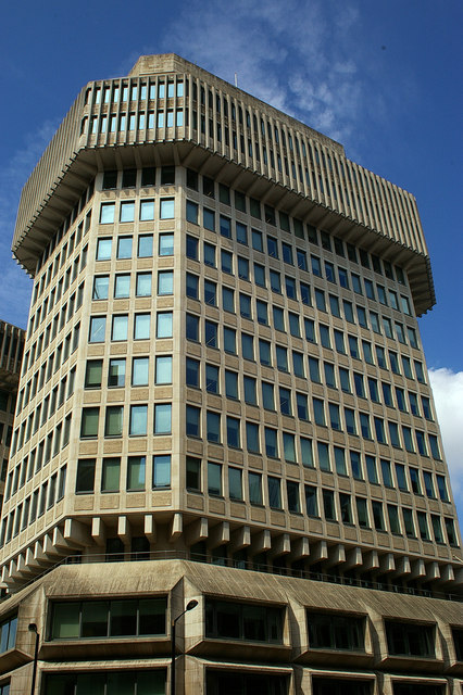 Ministry of Justice, Westminster