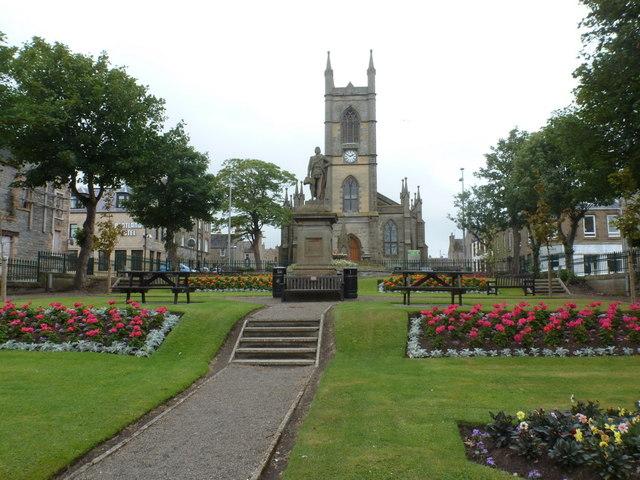 Thurso: Sir John's Square