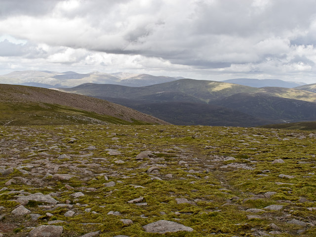 North of Beinn Dearg