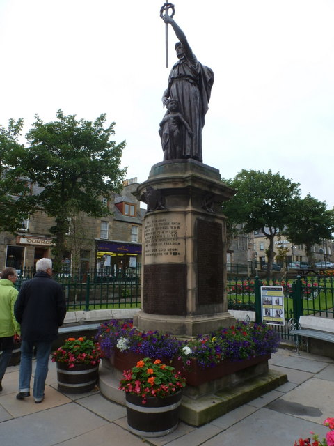 Thurso: the war memorial