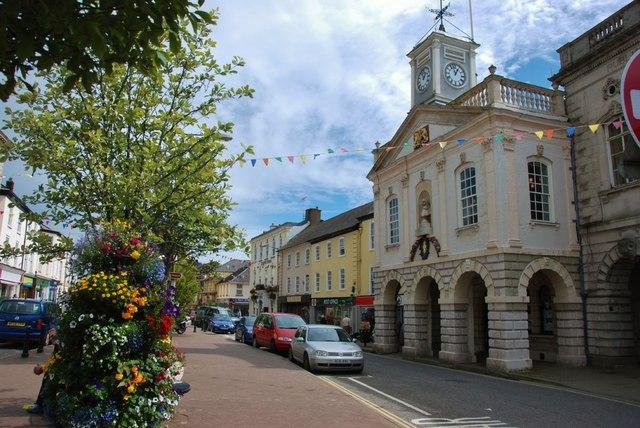 South Molton Town Hall