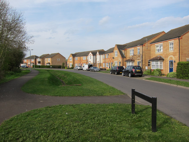 New Housing in Cottenham