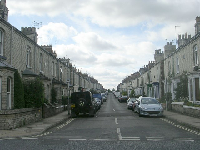 Thorpe Street - Scarcroft Road