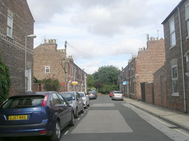 Gray Street - Upper Price Street