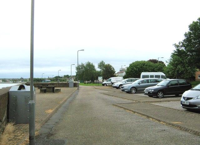 Sheuchan Street car park