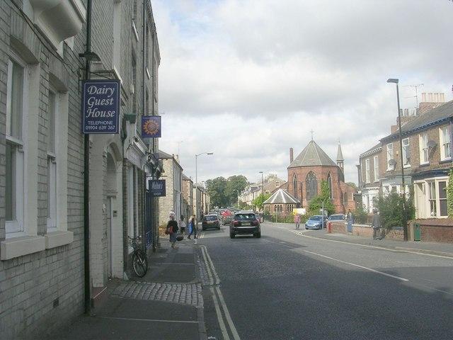 Scarcroft Road - Bishopthorpe Road