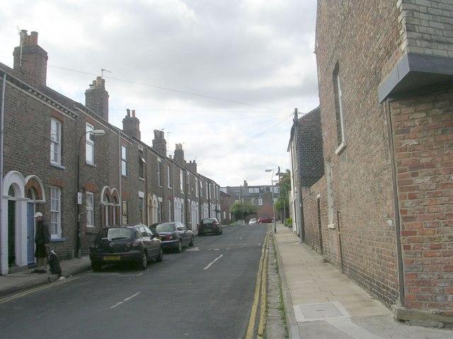Fenwick Street - Charlton Street