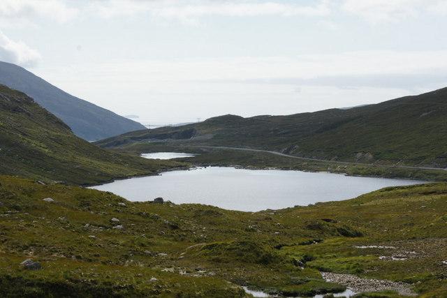 Loch a' Mhorghain