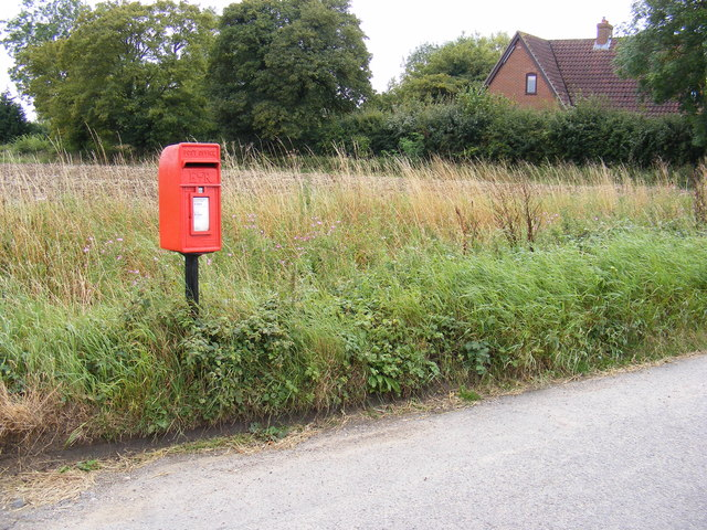 Royal Oak Postbox