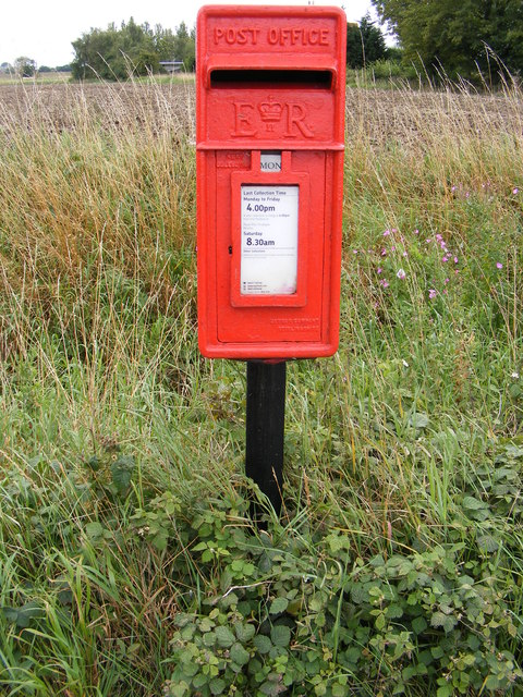 Royal Oak Postbox